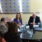 Foto en desarrollo de la reunión