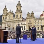 Toma de juramento a nuevo presidente de Colombia, Iván Duque Márquez