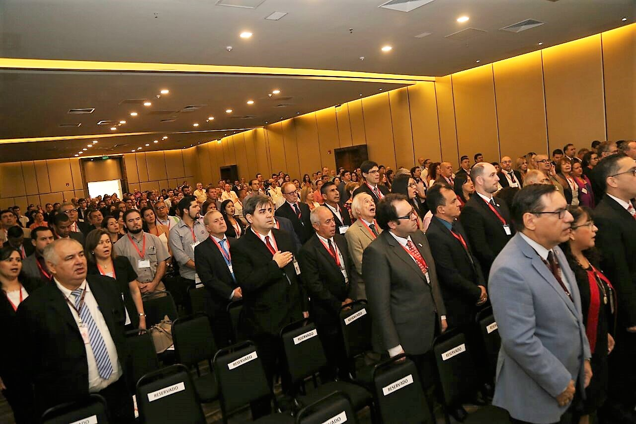 Foto de apertura del evento