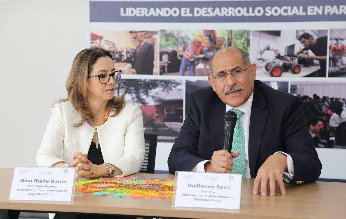 Rueda de prensa PREVENCIA 2018 - Paraguay - Vídeo