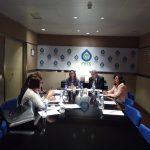 Reunión OISS, Procuraduríia General de la Nación de Colombia e INSS (España)