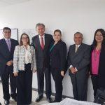 Foto de participantes en la reunión
