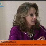 La Secretaria General de la OISS en la clausura del IV Encuentro Internacional sobre responsabilidad social Tecnológica