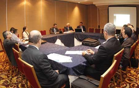 Reunión del comité Regional de Centro América y el Caribe
