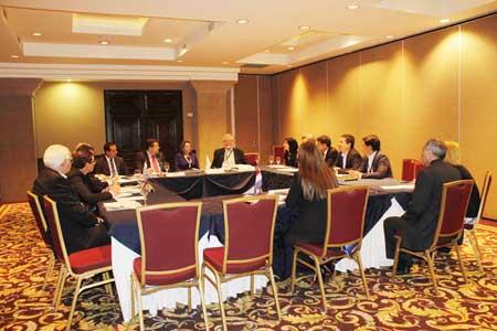 Reunión comité Regional del Cono Sur