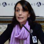 Ana Mohedano Escobar, responsable de programas de servicios sociales de la OISS