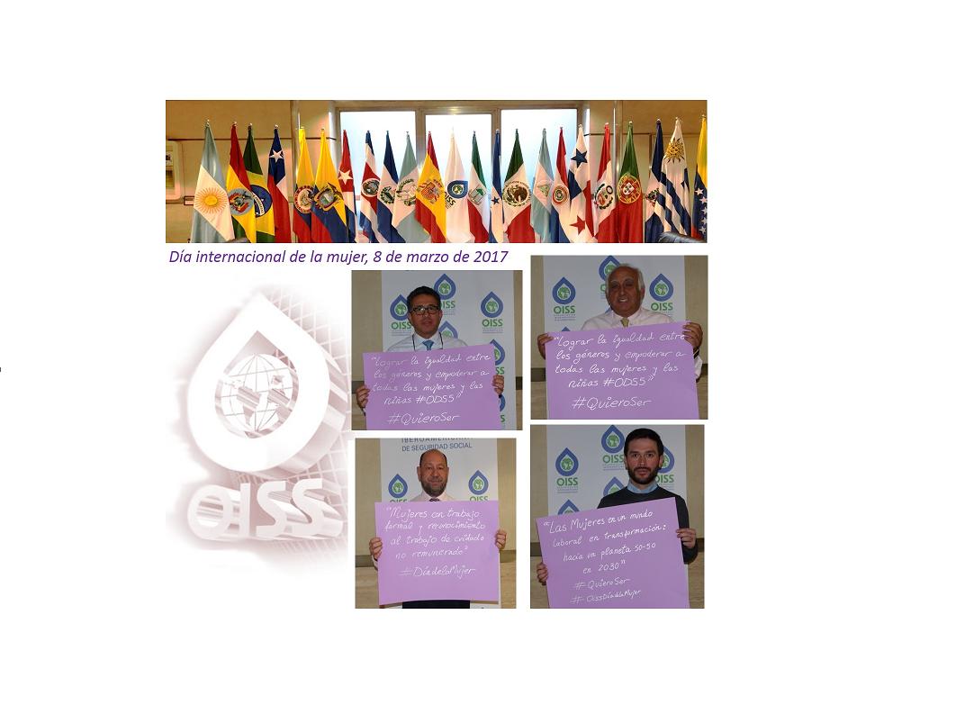 Dia Del Trabajador Mujeres oiss – organización iberoamericana de la seguridad social