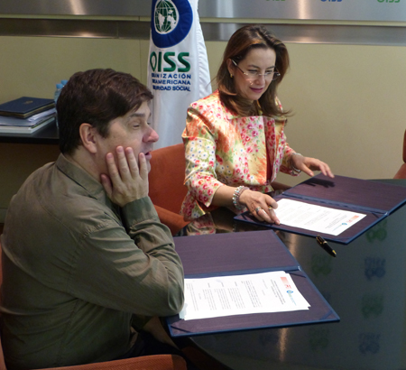 Firma convenio marco de colaboración