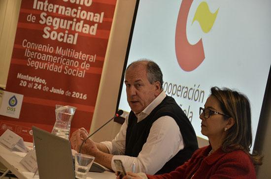 Ponencia Ministro de Trabajo de Uruguay