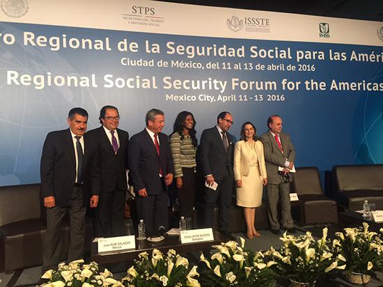 Autoridades de Seguridad Social