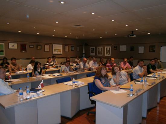Foto de los asistentes a la XV edición del Máster en Dirección y Gestión de los sistemas de Seguridad Social