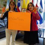 OISS se suma a la campaña #Niunamenos
