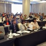 Foto del grupo en desarrollo del encuentro