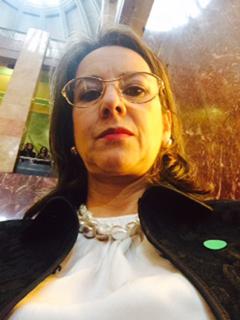 Gina Magnolia Riaño Barón, Secretaria General de la OISS